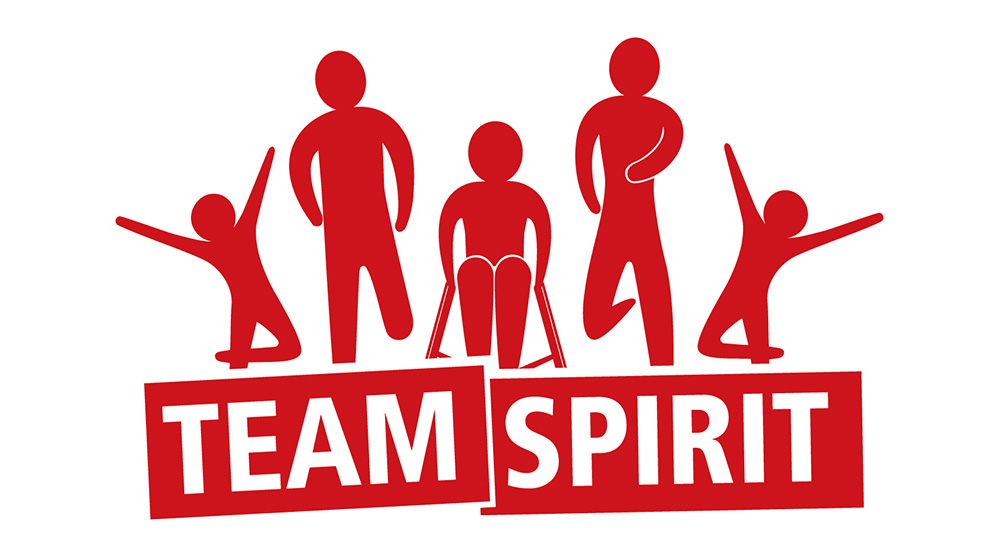 Team spirit - Gamechangers logo